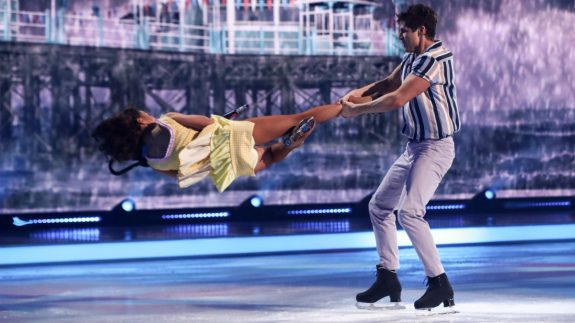 Dancing On Ice Semi Finals!!