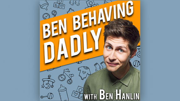 Ben's New Podcast